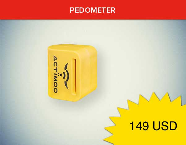 Actimoo Brand of Pedometers